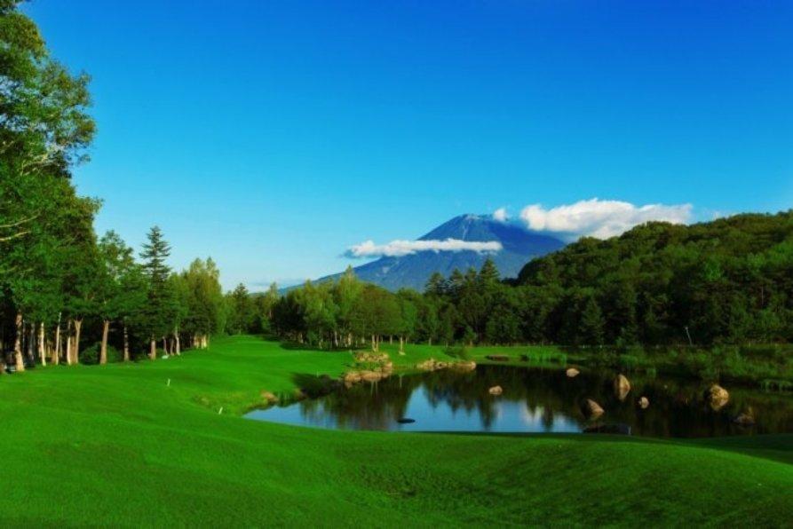 4 Hanazono Golf Course