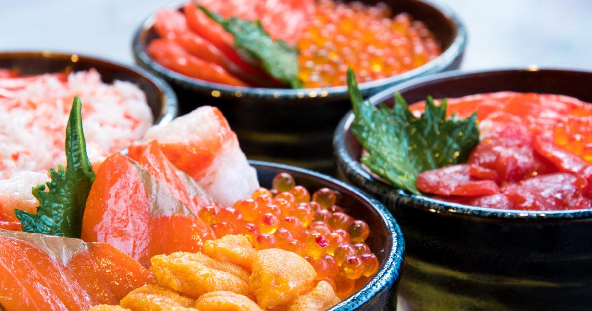 Hokkaido Seafood - What to Eat and Where to Eat It | Skye Niseko