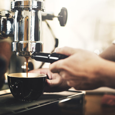 Fresh Coffee at the Skye Niseko Cafe Deli
