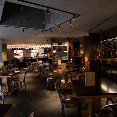 Café Deli Interior