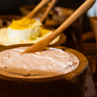 A range of whipped, flavoured butters for pure indulgence.