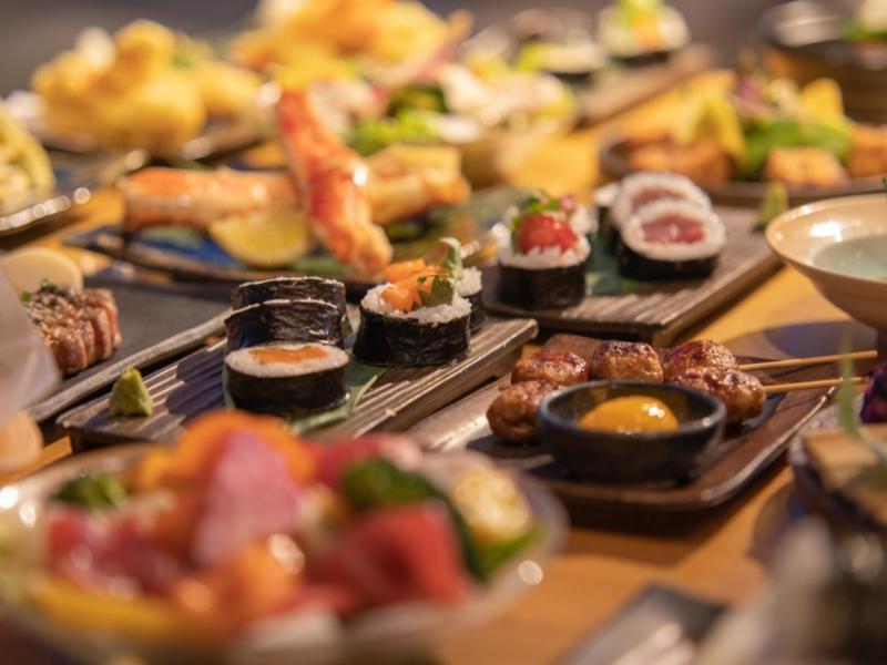 Kumo Dinner Lr 0733