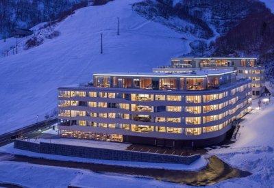 Skye Niseko Winter Exterior 8