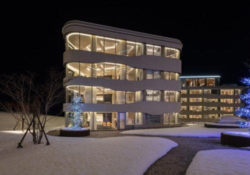 Skye Niseko Winter Exterior 14
