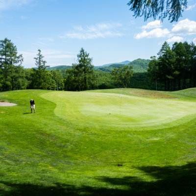 9 world-class golf courses within 45 minutes.