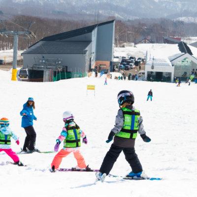 Go Snow Ninja Kids