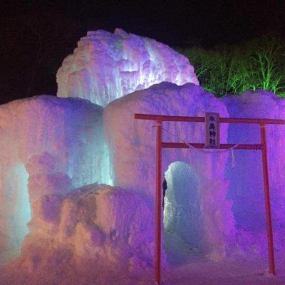 Shikotsu Ice Festival 201712