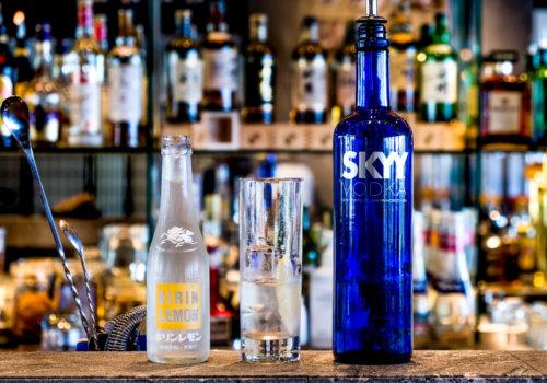 Free Flow Drinks Summer 2019 Vodka Skyy Lr
