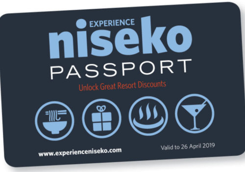 Experience Niseko Passport 2018 En