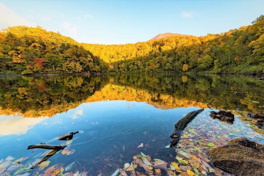 Lake Hangetsu 3