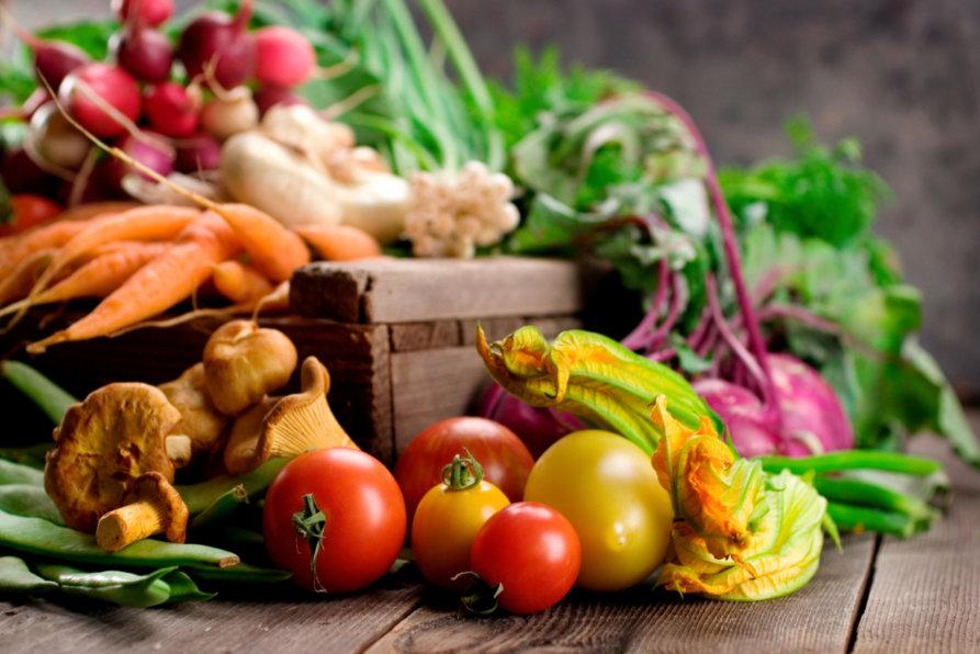 Farmers Market Vegetables 4256012828 Edit