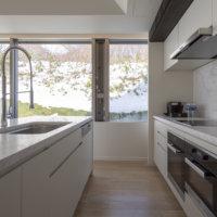 307 308 Kitchen Area