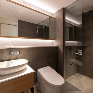 Skye Niseko 3 Bedroom Interior Bathroom Low Res 2