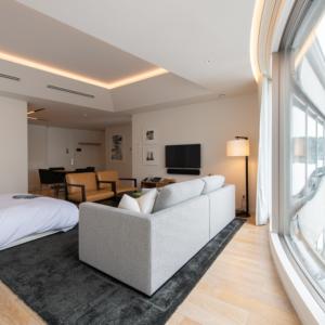 Skye Niseko Interior 1 Bedroom 669 Living Room Low Res 3