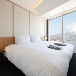 Bedroom in 3 Bedroom Suite