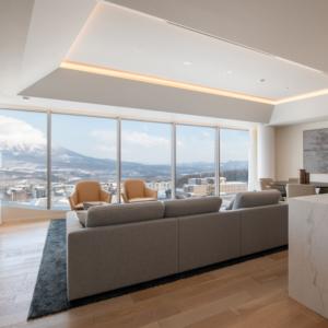 Skye Niseko Interior 3 Bedroom 660 661 Living Room Low Res 9