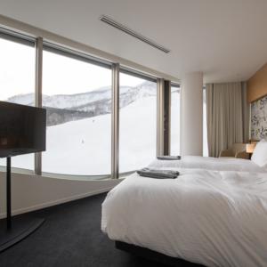 Bedroom in 4 Bedroom Suite