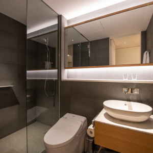 Skye Niseko Studio Interior Bathroom Apt659 Low Res