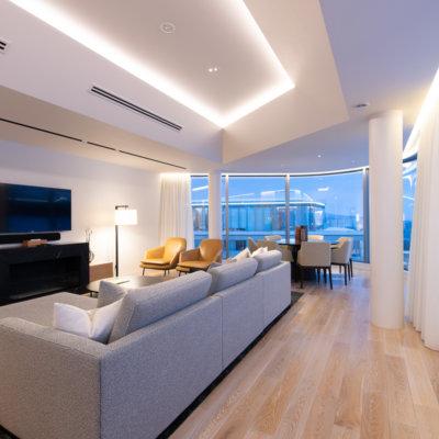 スカイニセコ客室一例