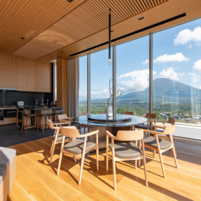 Yotei West Penthouse Dining