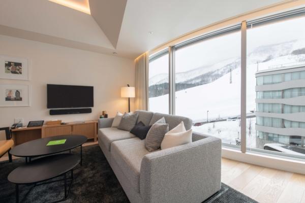 Skye Niseko Interior 1 Bedroom 669 Living Room Low Res 1