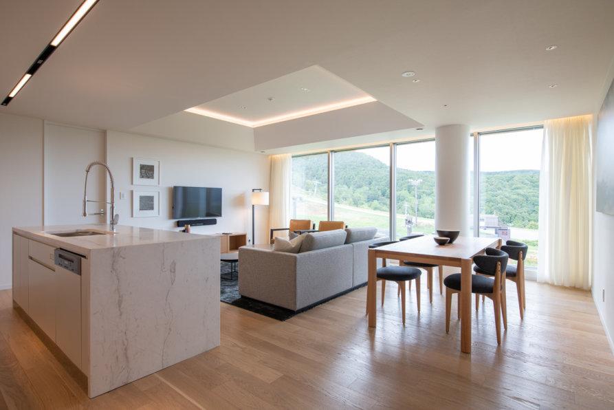 Skye Niseko 2 Bedroom Interior Living Room Low Res 1