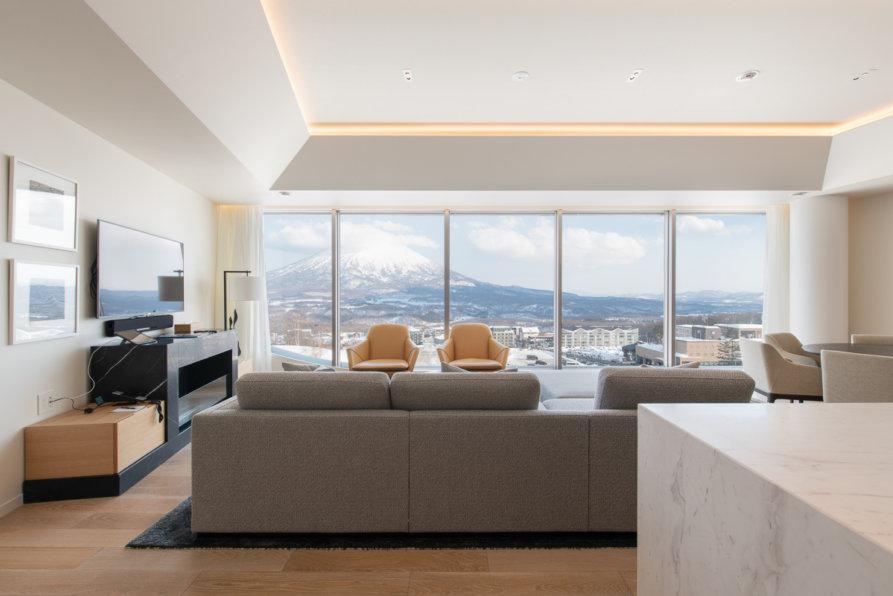 Skye Niseko Interior 3 Bedroom 660 661 Living Room Low Res 6
