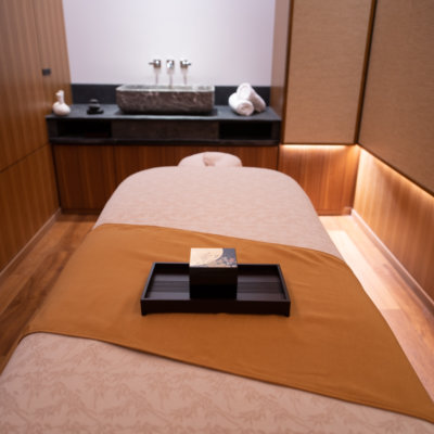 Ryko Spa Massage Room